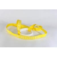Pack de 10 portes gobelets jaune