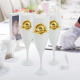 Flûte à champagne imprimé